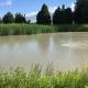 Aération d'un étang