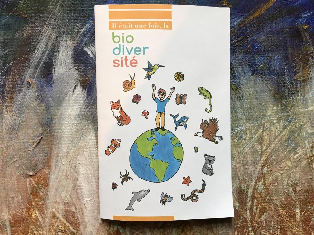 Le petit livre sur la biodiversité